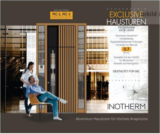 Inotherm Exclusive Haustüren