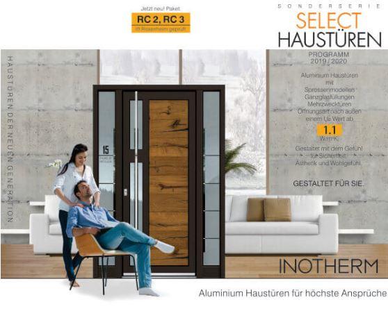 Inotherm Select Haustüren